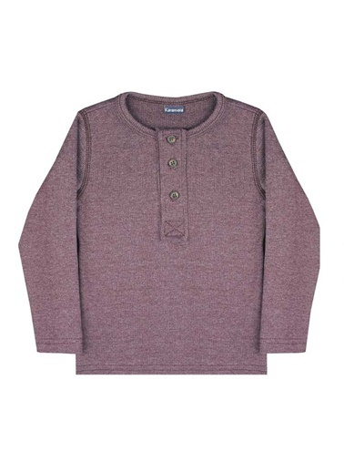Karamela Sweatshirt Bordo